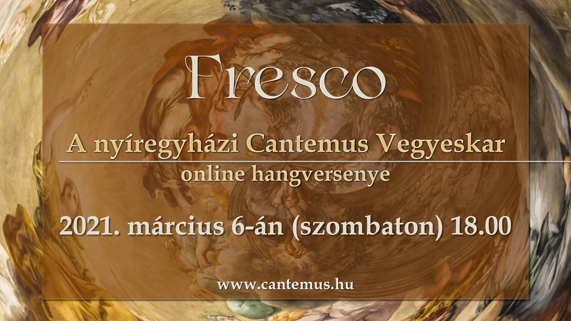 Cantemus Fresco